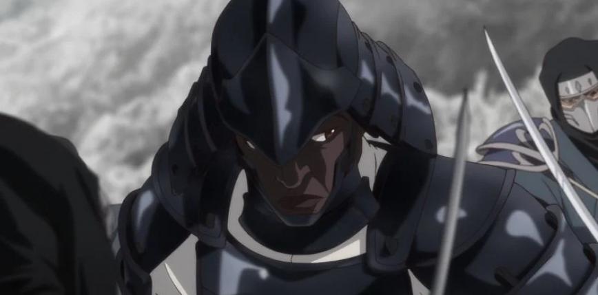 """Pierwszy czarnoskóry samuraj w teaserze netflixowego """"Yasuke"""""""