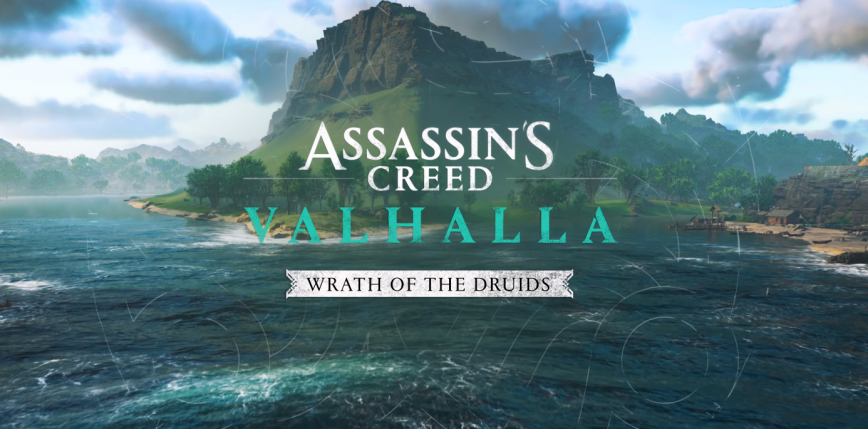 """Wiking w paszczy Celtów - """"AC:ValhallaGniew Druidów"""" - recenzja [bez spoilerów]"""