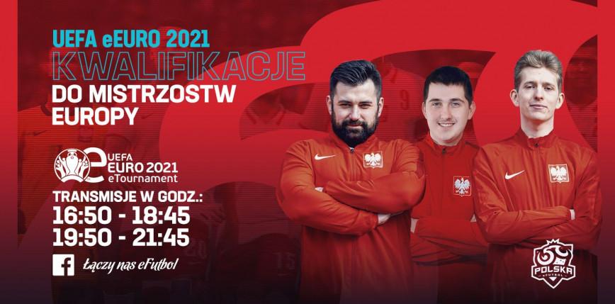 PES2021: eliminacje UEFA eEURO 2021 - Polacy z awansem!