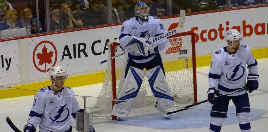 NHL: trzecia porażka z rzędu Lightning, Rangers lepsi od Capitals