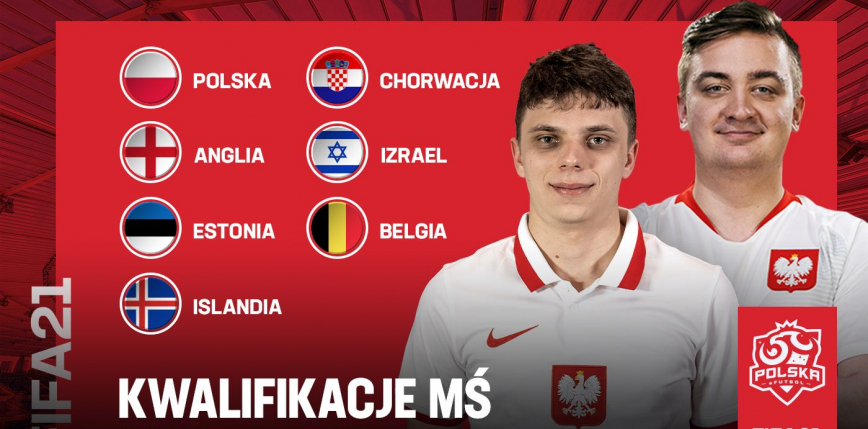 FIFA 21: Polska reprezentacja wyszła z grupy w kwalifikacjach do MŚ FIFAe Nations Cup!