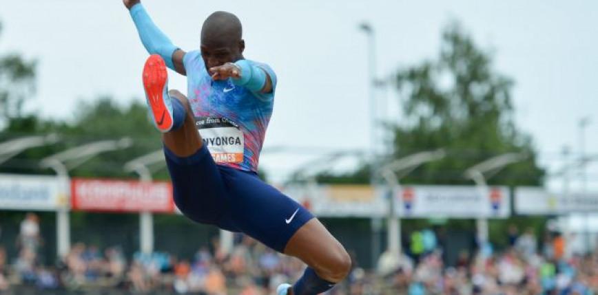 Lekkoatletyka: Luvo Manyonga zawieszony na cztery lata