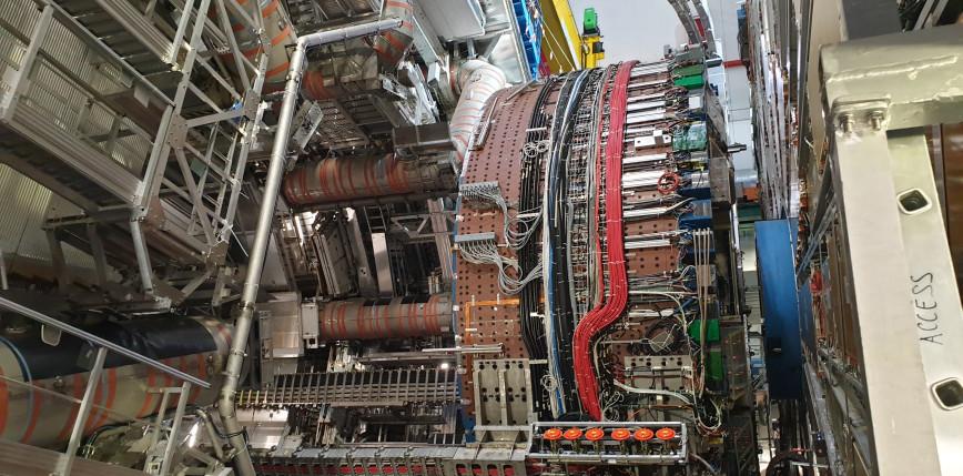 CERN: opublikowano wyniki eksperymentu przeprowadzonego w LHCb dotyczącego zapachu leptonów