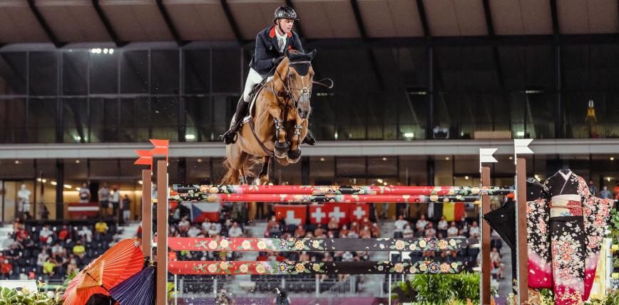 Tokio 2020 - Jeździectwo: główny faworyt ze złotem w skokach