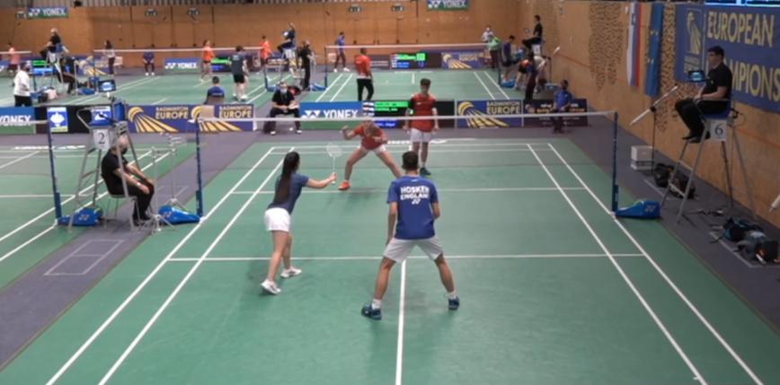 Badminton - ME U17: szybkie wygrane mikstów w pierwszym dniu