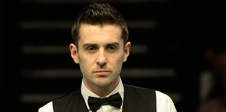 Snooker - MŚ: czterech reprezentantów Anglii w półfinale