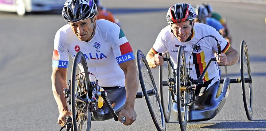 Alessandro Zanardi walczy o powrót do zdrowia