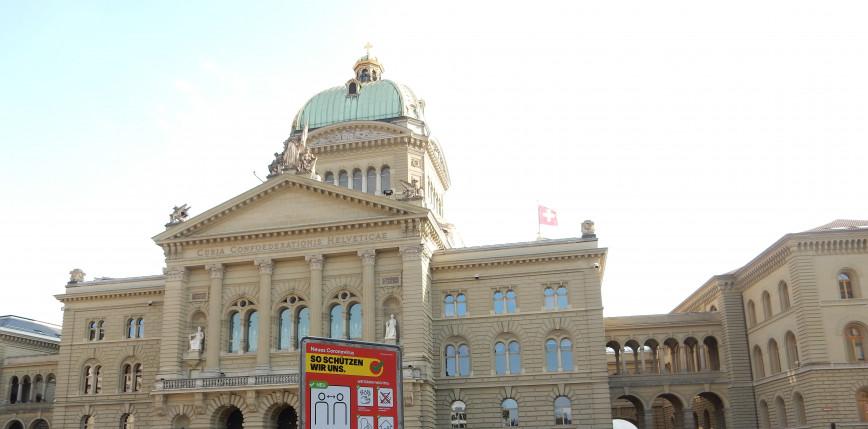 Szwajcaria wprowadza kolejne obostrzenia