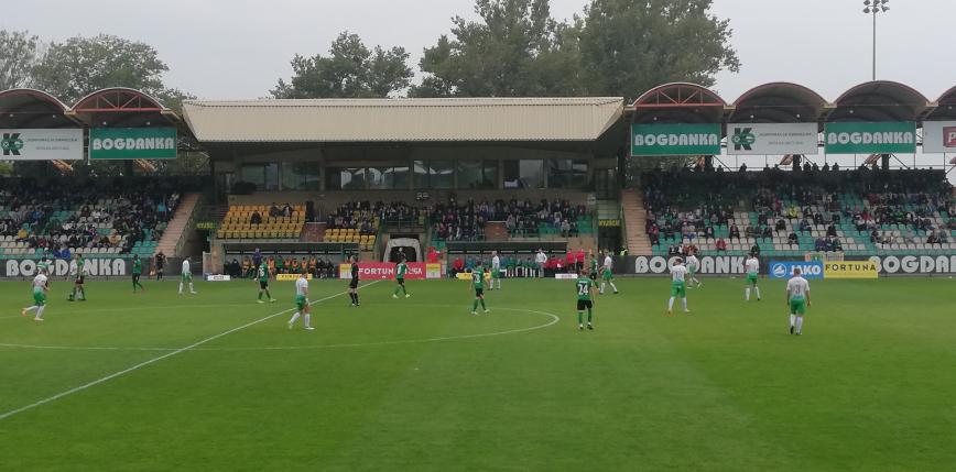 PKO Ekstraklasa: remis Górnika Łęczna z Cracovią