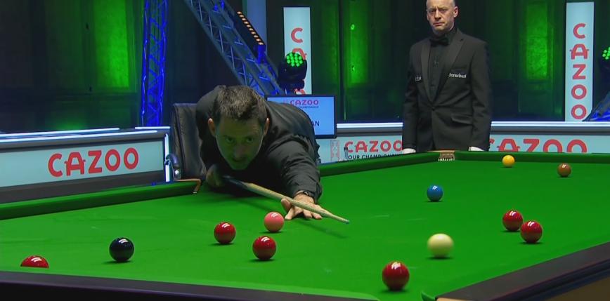 Snooker - MŚ: O'Sullivan z awansem, Robertson i Gilbert z przewagą