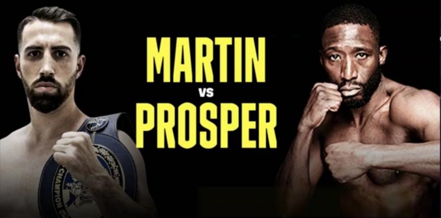 Matchroom Boxing: Sandor Martin obronił tytuł