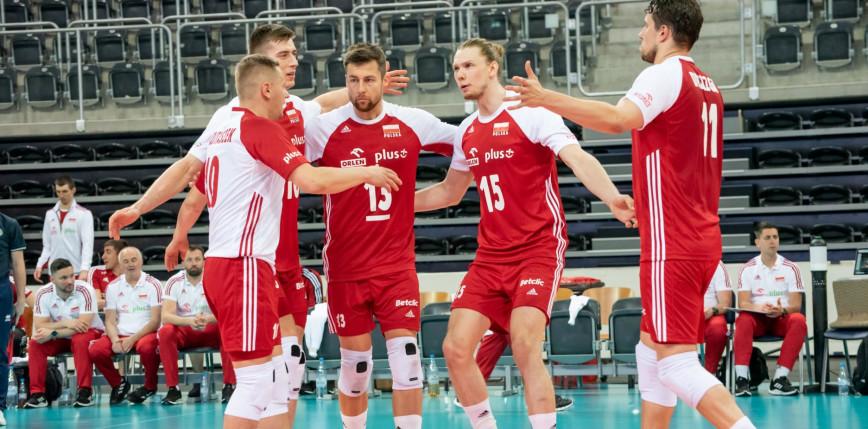 Siatkówka - ME mężczyzn: Polacy rozbili Rosjan, mamy półfinał!