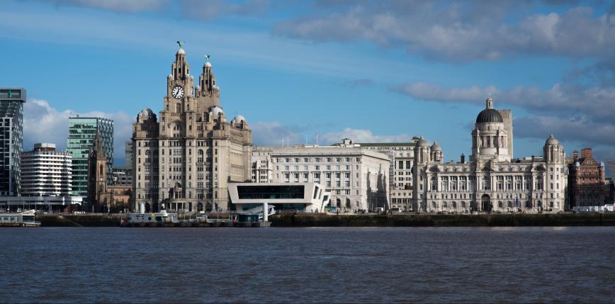 Liverpool został skreślony z listy światowego dziedzictwa UNESCO
