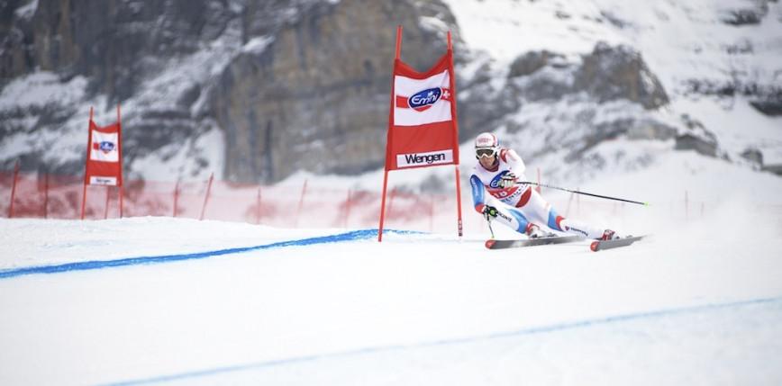 Narciarstwo alpejskie - PŚ: słynne zawody w Wengen odwołane!