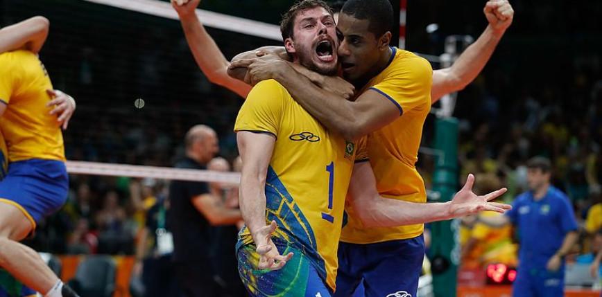 Siatkówka: Bruno Rezende zasili szeregi Modeny Volley