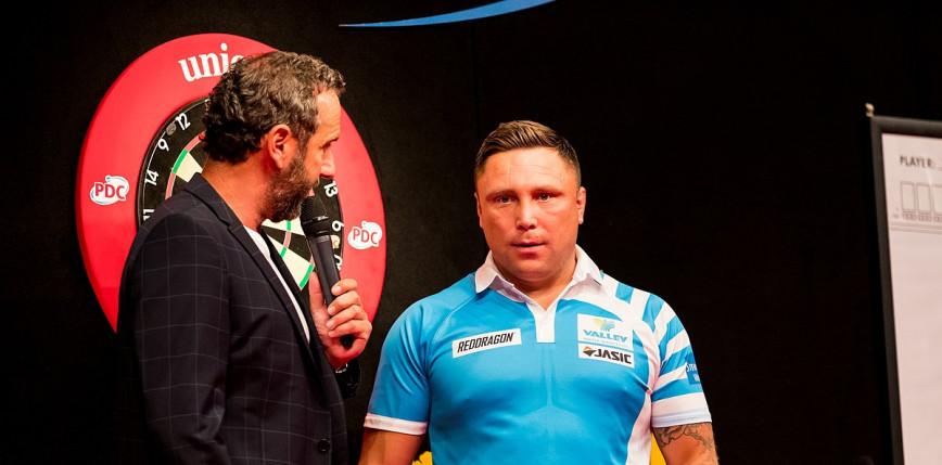 Dart - Hungarian Darts Trophy: turniejowe zwycięstwo Price'a, słaby występ Ratajskiego