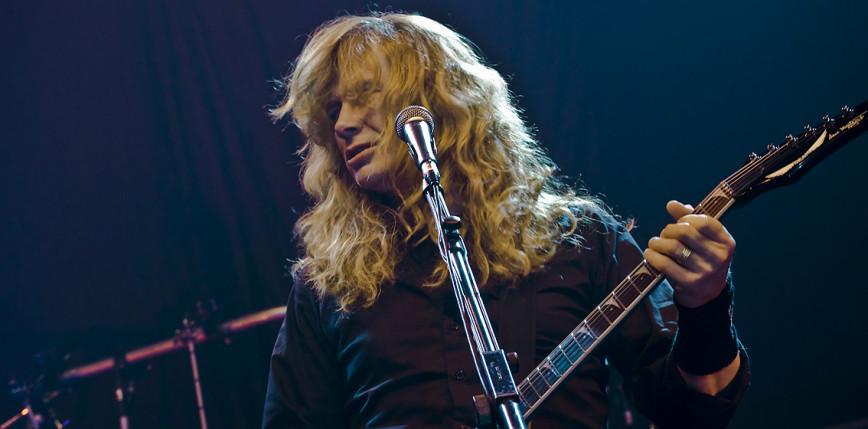 Megadeth: Dave nagrywa wokale na nową płytę