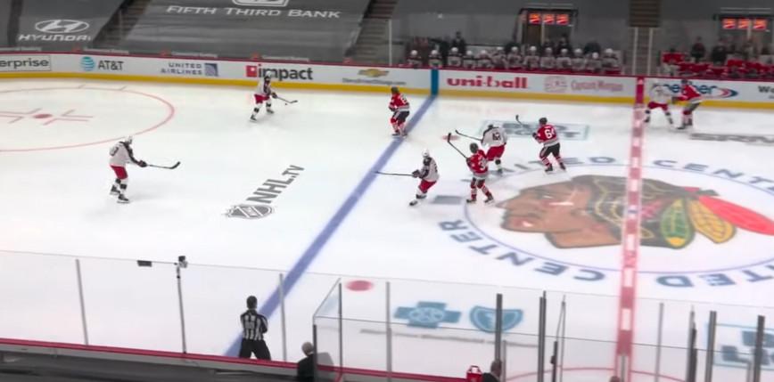 NHL: kolejne zwycięstwo Columbus Blue Jackets