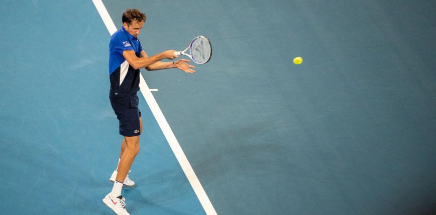 Tenis - ATP Cup: niepokonani Rosjanie tryumfują