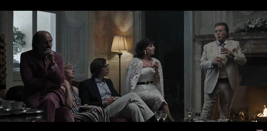 """""""House of Gucci"""": pierwszy zwiastun"""