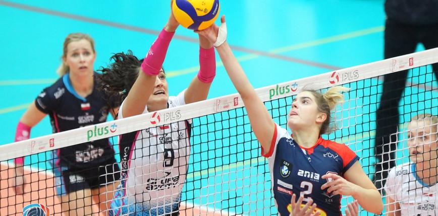 TAURON Liga: mistrzynie Polski za mocne dla Budowlanych
