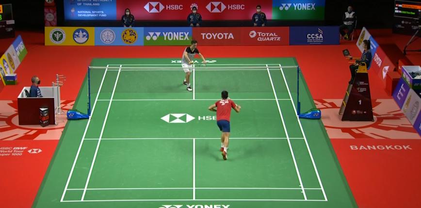 Badminton - Yonex Thailand Open: poznaliśmy finalistów