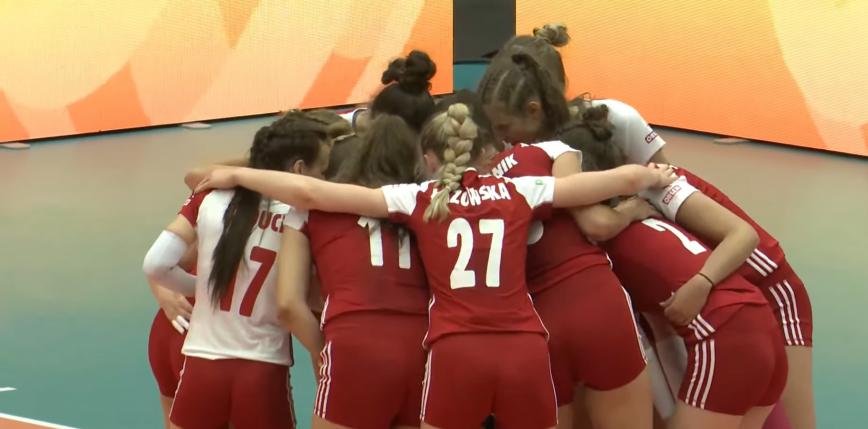 Siatkówka - MŚ U20: Polki wyraźnie lepsze od Dominikany