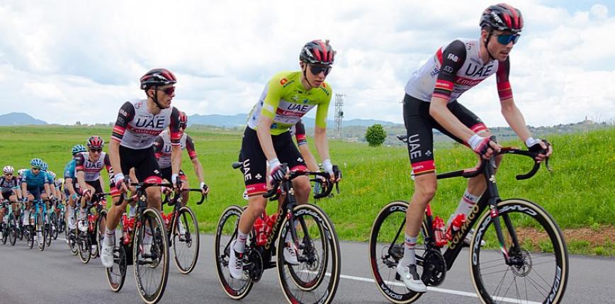Tour de France: Tadej Pogacar wygrywa na Col du Portet  i podkreśla swoją dominację