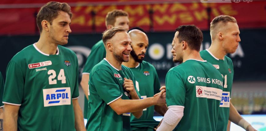 Suzuki Puchar Polski: Zastal pierwszym półfinalistą