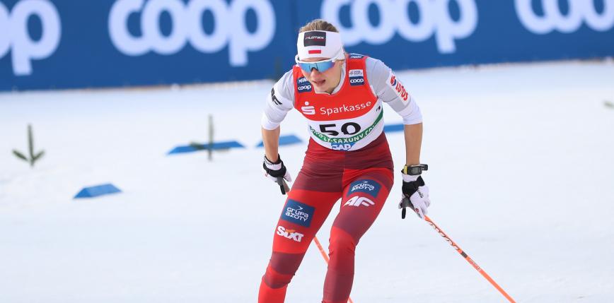 Tour de Ski: Diggins nie zwalnia tempa, życiówka Marcisz!