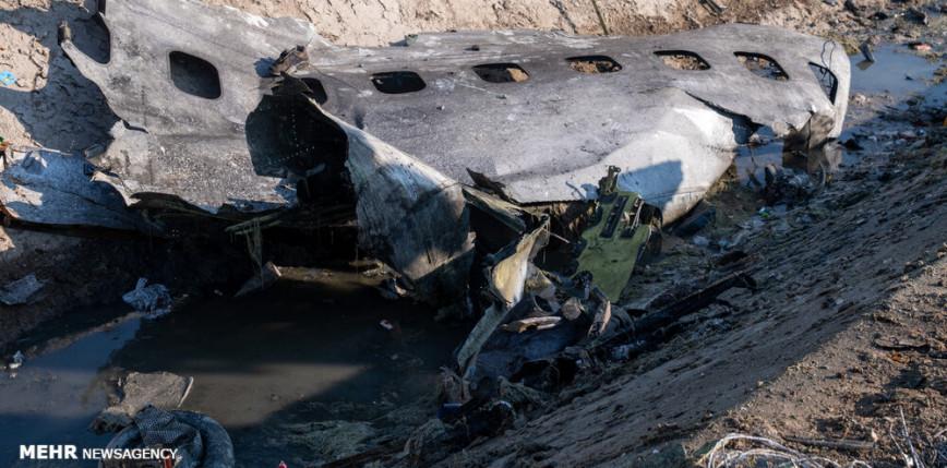 Iran: oskarżono 10 funkcjonariuszy w związku z katastrofą ukraińskiego samolotu