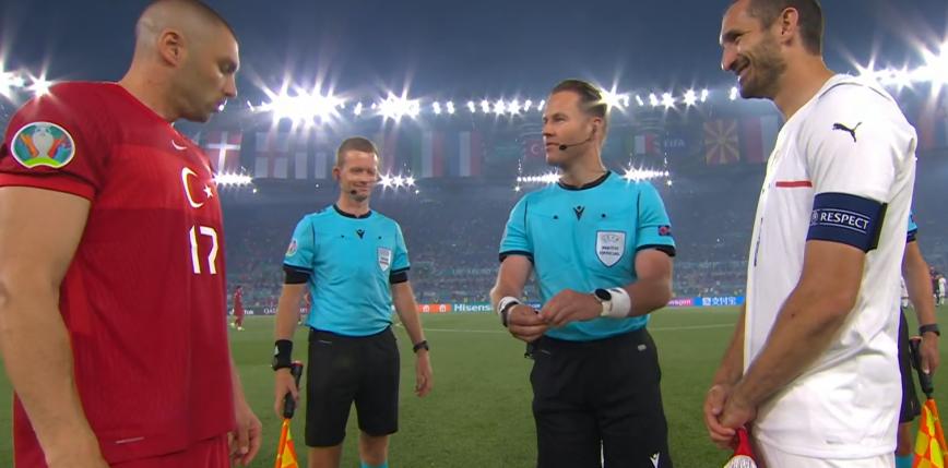 EURO 2020 okiem sędziego: Makkelie zmieszał uczucia
