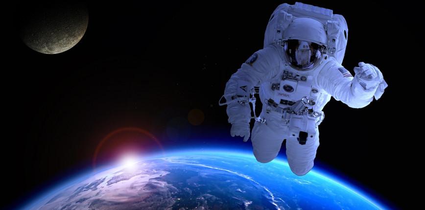 Astronautka dostaje specjalny prezent z okazji swoich 50. urodzin