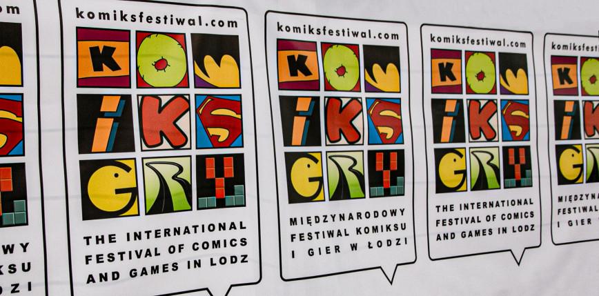 32. Międzynarodowy Festiwal Komiksu i Gier [RELACJA]