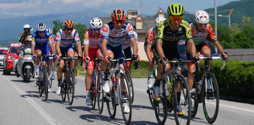 Volta a Catalunya: etap dla Chavesa, dominacja drużyny Ineos