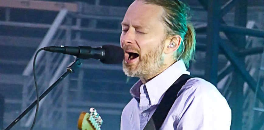 Open'er 2021: Thom Yorke otwiera line-up