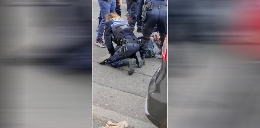Marsylia: mężczyzna próbował wejśćz nożem do żydowskiej szkoły