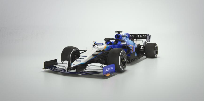 F1: Williams odkrył karty. Latifi zostaje, Albon dołącza do zespołu