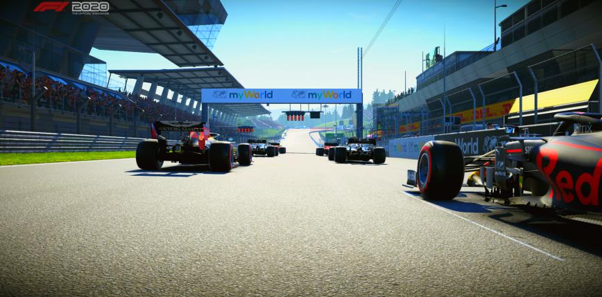 Formuła 1: Nowa gra z serii F1 ukaże się w lipcu tego roku