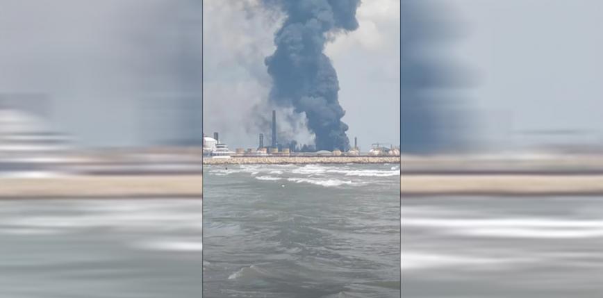 Rumunia: eksplozja rafinerii ropy naftowej