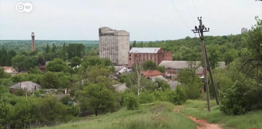 """Ukraina: miastu w obwodzie donieckim zostanie przywrócona nazwa """"Nowy Jork"""""""
