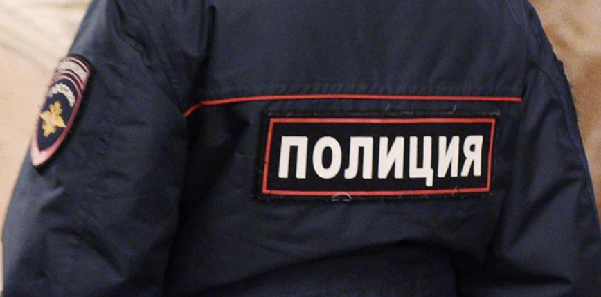 Moskwa: zginął policjant, który zwrócił uwagę nietrzeźwemu mężczyźnie