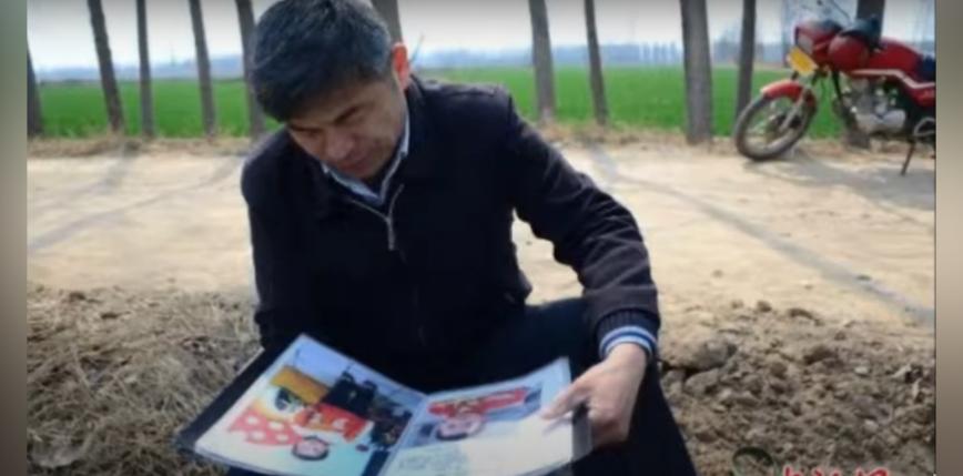 Chiny: mężczyzna odnalazł syna po 24 latach