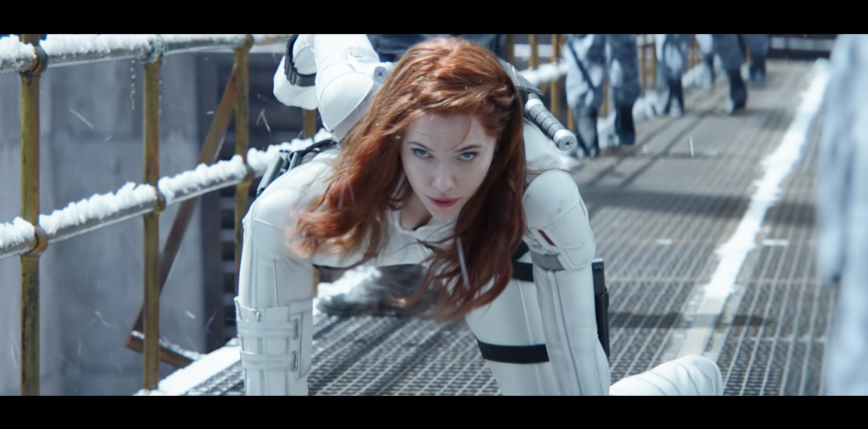 Scarlett Johansson pozywa Disneya