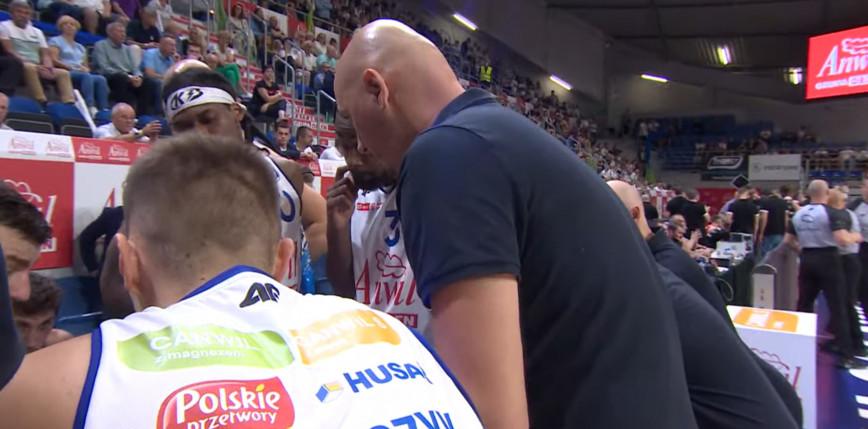 Koszykówka: dotkliwa porażka Anwilu przed sezonem