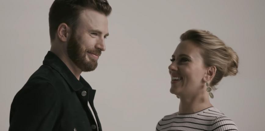 "Chris Evans i Scarlett Johansson w nowym projekcie Apple Studios pt. ""Ghosted"""