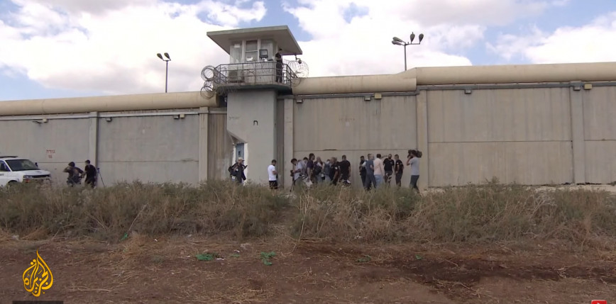 Izrael: schwytano 4 uciekinierów z więzienia