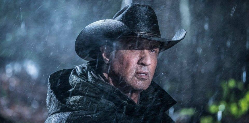 """Sylvester Stallone na planie """"Rambo: Last Blood"""""""