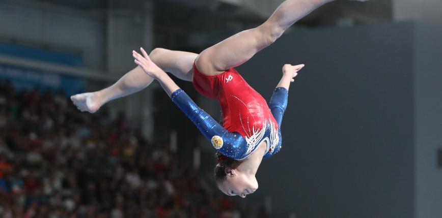Konnichiwa Tokio (7) - Gimnastyka sportowa