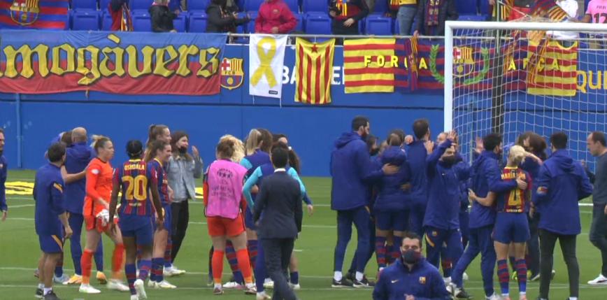 LM kobiet: FC Barcelona pierwszym finalistą Ligi Mistrzyń